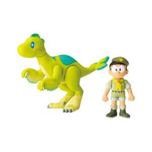 アニア「映画ドラえもん のび太の新恐竜」のび太&キューおもちゃ こども 子供 男の子 3歳