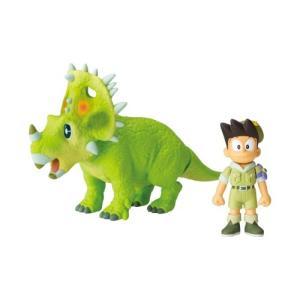 アニア「映画ドラえもん のび太の新恐竜」スネ夫&トップ(シノケラトプス)おもちゃ こども 子供 男の...