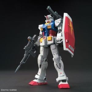 HG 機動戦士ガンダム THE ORIGIN RX-78-02 ガンダム 1/144スケール プラモ...