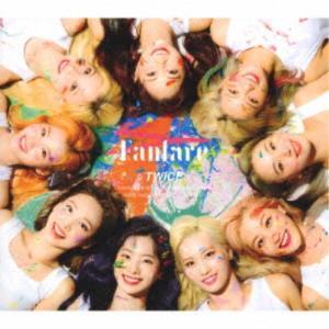 TWICE/Fanfare《限定盤A》 (初回限定) 【CD+DVD】