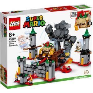 LEGO レゴ スーパーマリオ けっせんクッパ城! チャレンジ 71369おもちゃ こども 子供 レゴ ブロック ハピネットオンラインPayPayモール