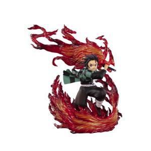 鬼滅の刃 フィギュアーツZERO 竈門炭治郎 -ヒノカミ神楽-フィギュアの画像
