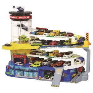 ダブルアクショントミカビル(50周年記念特別仕様)おもちゃ こども 子供 男の子 ミニカー 車 くるま ハピネットオンラインPayPayモール