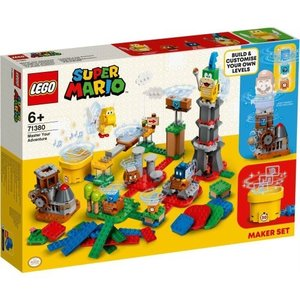 LEGO レゴ スーパーマリオ コースマスターチャレンジ 71380おもちゃ こども 子供 レゴ ブロック 6歳 ハピネットオンラインPayPayモール