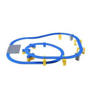 プラレール 2種類の坂で楽しもう!立体のぼりおりレールキットおもちゃ こども 子供 男の子 電車 3歳 ハピネットオンラインPayPayモール