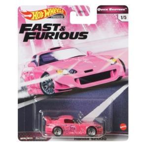 ホットウィール HONDA S2000おもちゃ こども 子供 男の子 ミニカー 車 くるま 3歳