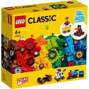 LEGO レゴ クラシック アイデアパーツ<ホイール> 11014おもちゃ こども 子供 レゴ ブロック 4歳 ハピネットオンラインPayPayモール