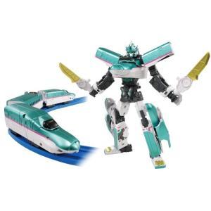 新幹線変形ロボ シンカリオンZ シンカリオンZ E5はやぶさおもちゃ こども 子供 男の子 電車 3歳の画像