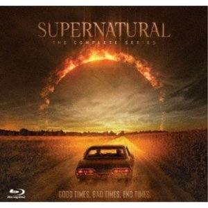 SUPERNATURAL コンプリート・シリーズ (初回限定) 【Blu-ray】|ハピネットオンラインPayPayモール