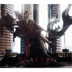 KOICHI DOMOTO PLAYFUL CD+Blu-ray