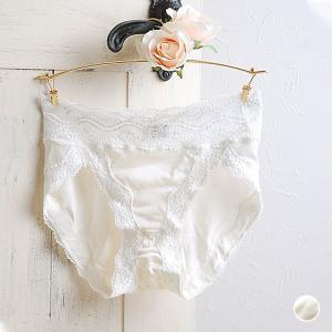シルク ショーツ レース付き 下着 肌着 日本製 アンダーウエア レディース 絹 冷えとり 敏感肌 低刺激|eses