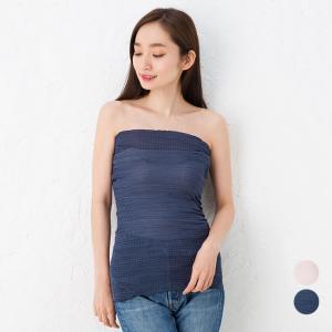 2枚セット シルク 腹巻 60cmロング丈 日本製 美肌成分 セリシンたっぷり レディース 肌側シルク100% ネイビー eses