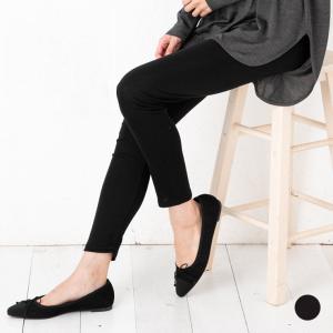 シルク100% レギンス 日本製 レディース ウォッシャブル 敏感肌 黒 ブラック M-L|eses