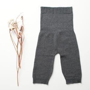◇肌側シルク はらまきパンツ 3分丈 ホールガーメント 日本製 ベージュ グレー フリー eses