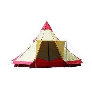テント 【モノポールテント】 ピルツ19・10人用 CAMPAL JAPAN 小川キャンパル アウトドア キャンプ用品|esheetpro