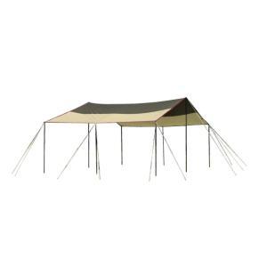 タープ テント フィールドタープレクタL-DX CAMPAL JAPAN 小川キャンパル アウトドア キャンプ用品|esheetpro