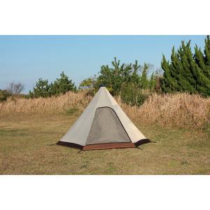 テント備品 ツインピルツフォークフルインナー CAMPAL JAPAN 小川キャンパル アウトドア キャンプ用品|esheetpro