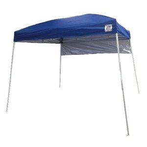 テント ワンタッチ タープテント 2.9m×2.9m EZ-UP DM29-07 半横幕付  送料無料 日除け 日よけ|esheetpro