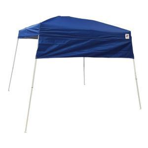 テント ワンタッチ タープテント 2.9m×2.9m EZ-UP DM29-07 半横幕付  送料無料 日除け 日よけ|esheetpro|02