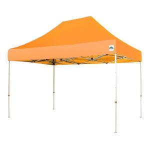 イベントテント アルミ製軽量フレーム 2.4m×3.6m CARAVAN DX-A2436 ワンタッチテント タープテント 頑丈プロ向け 簡単設営 日除け 日よけ|esheetpro