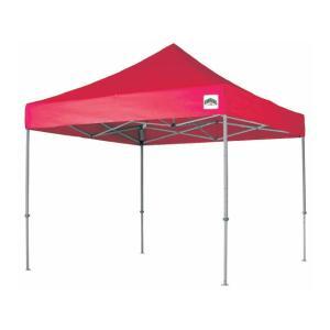 イベントテント スチール製フレーム 2.4m×2.4m CARAVAN DX-C2424 ワンタッチテント タープテント 頑丈プロ向け 簡単設営 日除け 日よけ|esheetpro