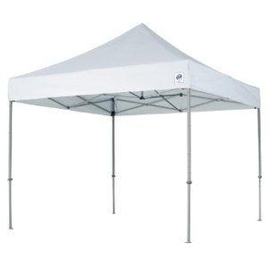 テント ワンタッチ タープテント 3m×3m EZ-UP DELUXE DX30 スチール製フレーム 送料無料 頑丈プロ向け 簡単設置  日除け 日よけ|esheetpro