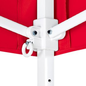 テント ワンタッチ タープテント 3m×3m EZ-UP DELUXE DX30 スチール製フレーム 名入れ料込 送料無料 頑丈プロ向け 簡単設置  日除け 日よけ|esheetpro|03