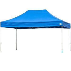 テント ワンタッチ タープテント 3m×4.5m EZ-UP DELUXE DX45 スチール製フレーム 送料無料 頑丈プロ向け 簡単設置  日除け 日よけ|esheetpro