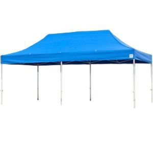 テント ワンタッチ タープテント 3m×6m EZ-UP DELUXE DX60 スチール製フレーム 送料無料 頑丈プロ向け 簡単設置  日除け 日よけ|esheetpro