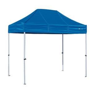 イベントテント アルミ・スチール複合 1.8m×2.7m かんたんてんと3 KA/1.5W ワンタッチテント タープテント 簡単設営 日除け 日よけ|esheetpro