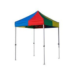 イベントテント アルミフレーム 1.8m×1.8m かんたんてんと3 KA/1WA ワンタッチテント タープテント 簡単設営 日除け 日よけ|esheetpro