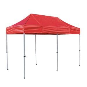 イベントテント アルミ・スチール複合 1.8m×3.6m かんたんてんと3 KA/2W ワンタッチテント タープテント 簡単設営 日除け 日よけ|esheetpro