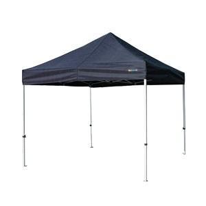 イベントテント アルミフレーム 3m×3m かんたんてんと3 KA/6WA 斜面名入れ料込 ワンタッチテント タープテント 簡単設営 日除け 日よけ|esheetpro