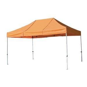 イベントテント アルミ・スチール複合 3m×4.5m かんたんてんと3 KA/7W ワンタッチテント タープテント 簡単設営 日除け 日よけ|esheetpro