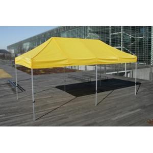 イベントテント アルミ・スチール複合 3m×6m かんたんてんと3 KA/8W ワンタッチテント タープテント 簡単設営 日除け 日よけ|esheetpro|02