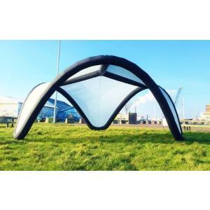 エアーテント signus ONE シックナスワン インフレータブル 膨張式 6m×6m イベントテント|esheetpro