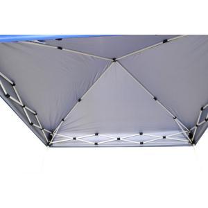 イベントテント 3m×3m 軽量11.7kg ワンタッチ タープテント イベント用 アウトドア EZ-UP スイフトシリーズ SW30-16 送料無料 日除け 日よけ|esheetpro|04