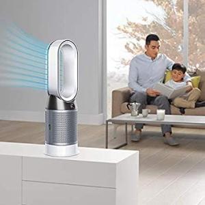 ダイソン Dyson Pure Hot + Cool? 空気清浄ファンヒーター HP04IBN HP...