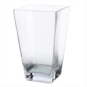 Flower Vase ガラス花器 パラレルベース 200 44T461 eshimi404