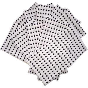 豆絞り手ぬぐい 10枚セット (紺)|eshimi404