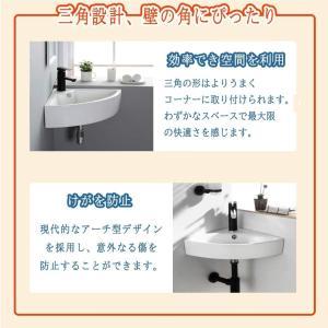 おしゃれ 洗面ボール 洗面ボウル 小型洗面ボウル 壁掛け 洗面台 洗面鉢 手洗い器 手洗いボウル 手洗台 壁付け型 浴室洗面台 ミニ型 バル eshimi404