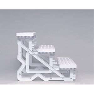 大和プラスチック フラワースタンド3段 900 ホワイト eshimi404