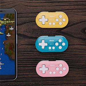 8bitdo ZERO ゲームパッド コントローラー androidmacOSwindows対応 ワイヤレBluetooth 4.0 スマホ|eshimi404