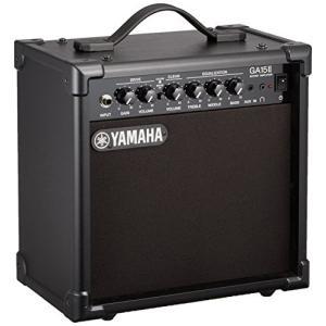 ヤマハ YAMAHA ギターアンプ GA15II ドライブ&クリーンの2チャンネル仕様 練習用に最適...