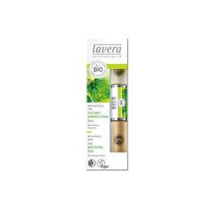 ラヴェーラ ミント 2in1 セラム 5ml & コンシーラー 5.5ml lavera|eshop-earth