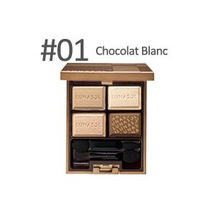 (メール便限定)ルナソル セレクションドゥショコラアイズ #01 Chocolat Blanc 5....