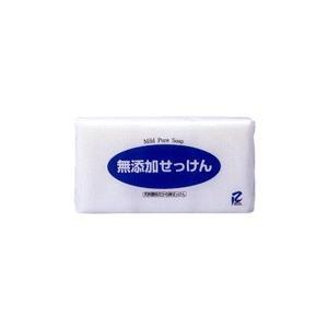 日本ランウエル 無添加石鹸 3個パック(100g×3個) せっけん、RUNWEL、ランウェル