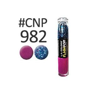 LA COLORS フラッシュポップ ネイルエナメル #CNP982 9ml LAカラーズ 日本ランウエル|eshop-earth