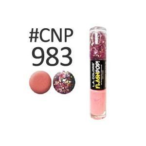 LA COLORS フラッシュポップ ネイルエナメル #CNP983 9ml LAカラーズ 日本ランウエル|eshop-earth