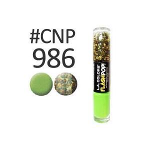 LA COLORS フラッシュポップ ネイルエナメル #CNP986 9ml LAカラーズ 日本ランウエル|eshop-earth